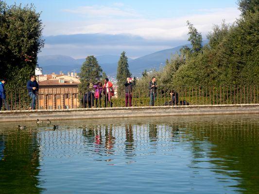 L'automne à Firenze