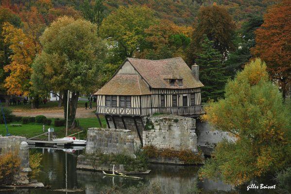 """l'automne de """"mon moulin"""""""