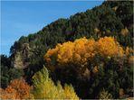 L'automne en Andorre
