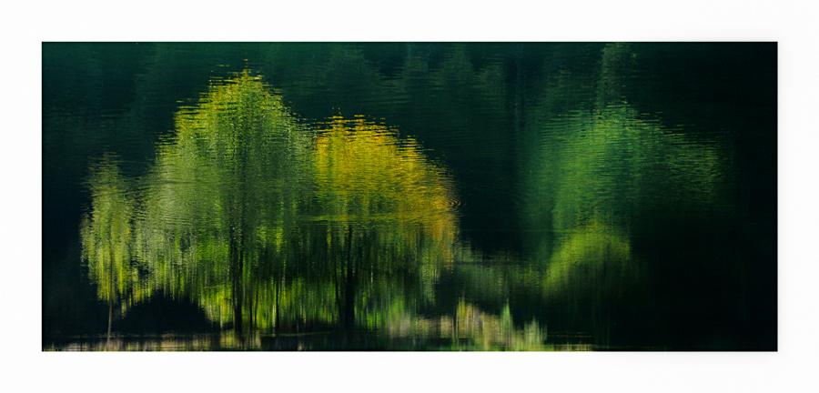 L'automne s'installe dans les Pyrénées