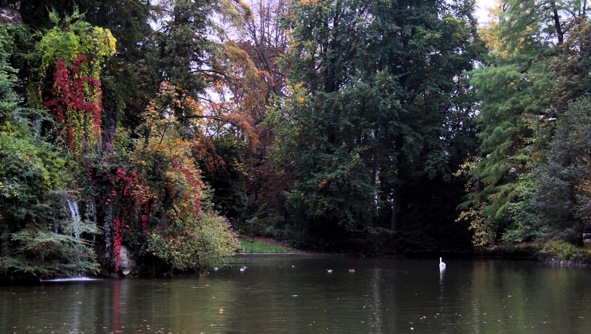 l'automne sur le lac!