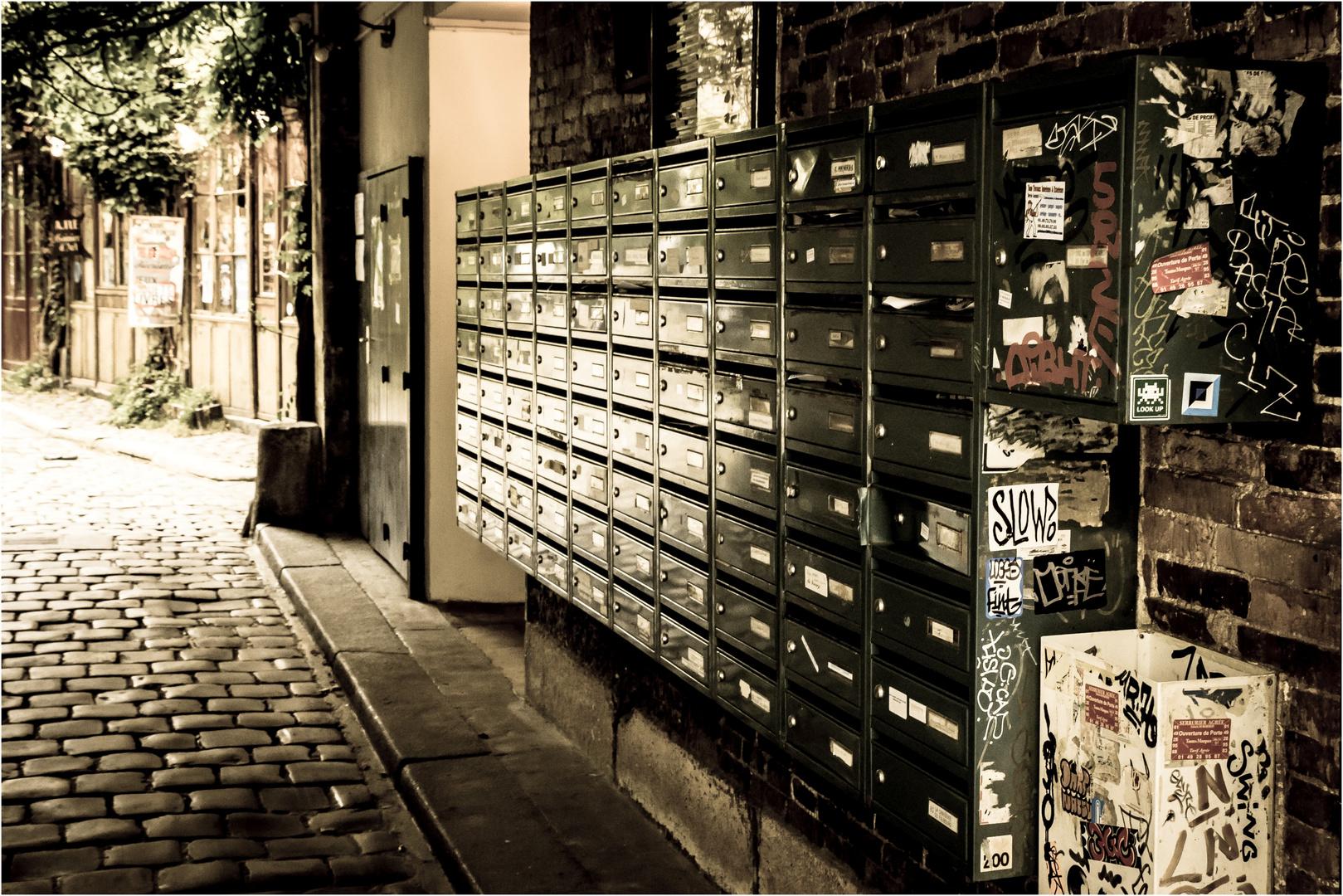 L'autre Paris - quatre vingts lettres