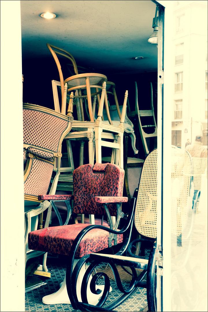 L'autre Paris - rencontre des générations