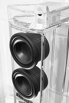 Lautsprecher aus Glas