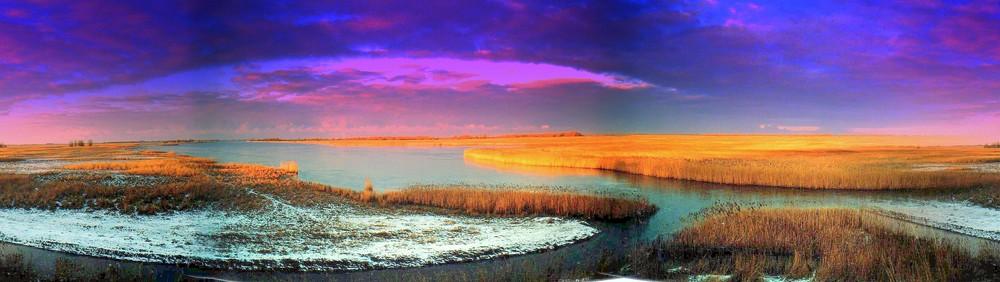Lauwersmeer (netherlands)