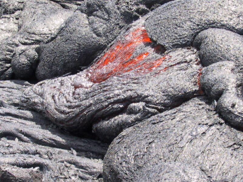 Lava Stilleben