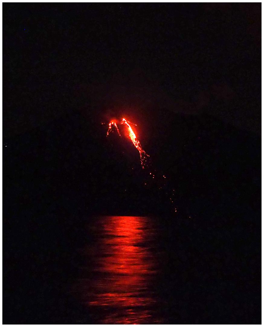 Lava vom Stromboli