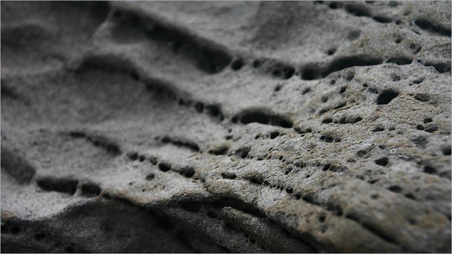 Lava wie Lanzarote