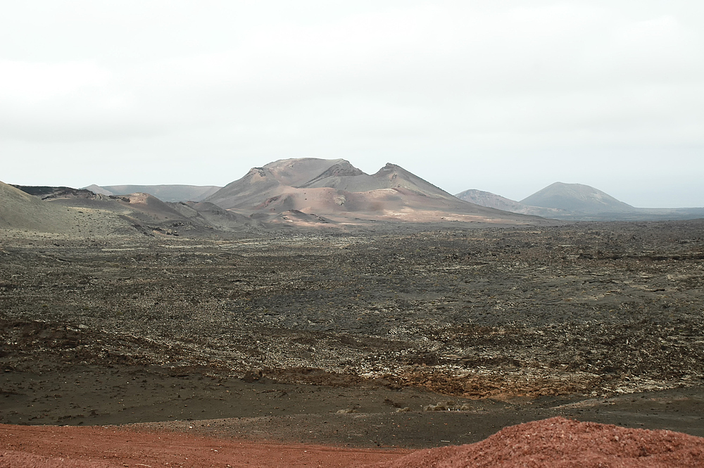 Lava wohin man auch schaut