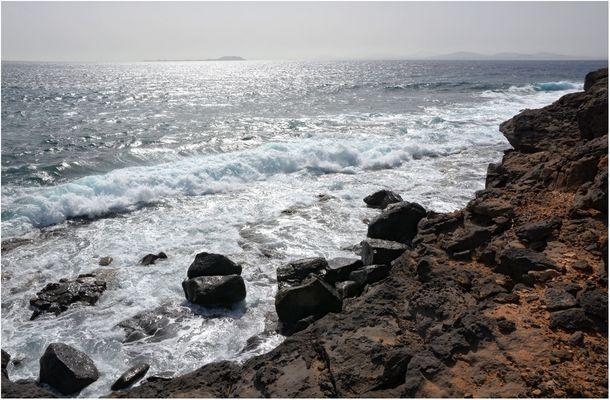 Lavaklippen, Lanzarote