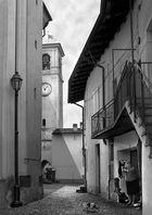 Lavandaia da strada ; Castrezzato (Brescia)