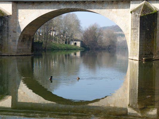 L'AVEYRON-Saint-Antonin-Noble-Val