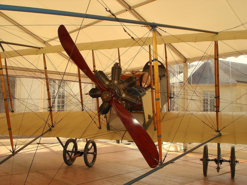 L'aviation d'une autre époque