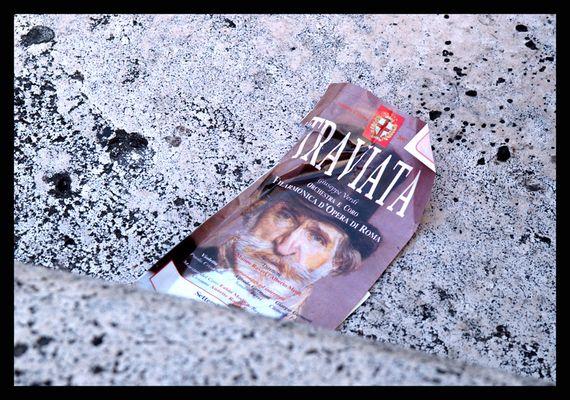 Lavinia Traviata?