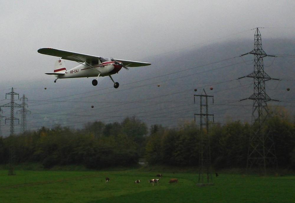 L'avion funanbule