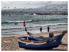 Lavori di Mare Costa de Caparica Portogallo