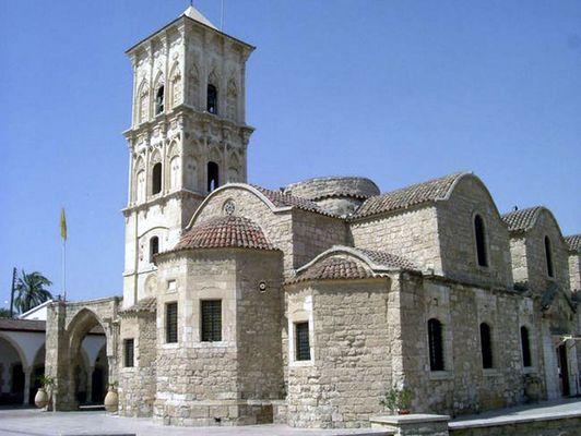Lazerus Kirche
