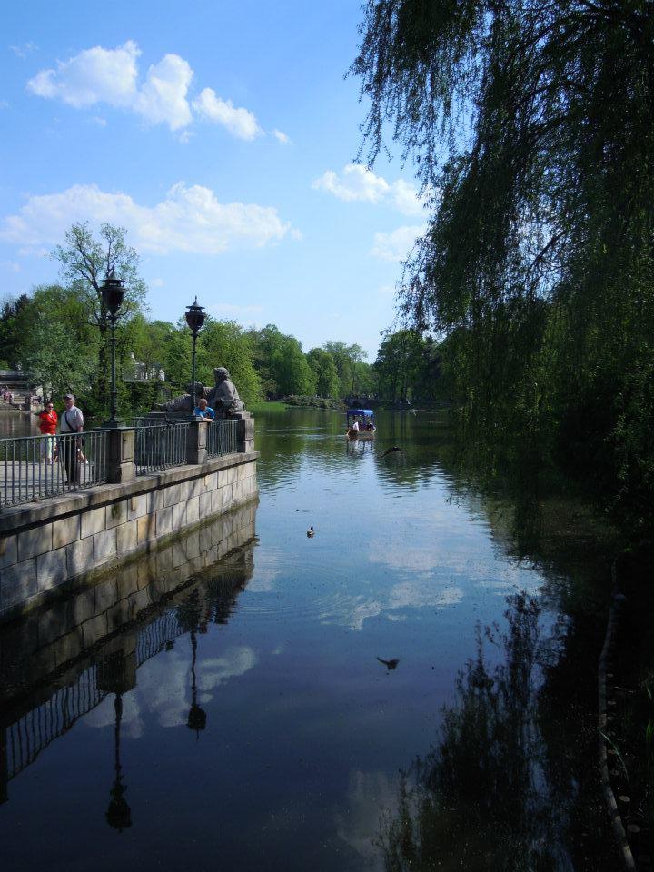Lazienki Park 2012