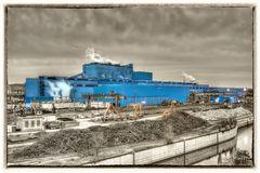 LD-Stahlwerk