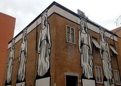 Le 5 Marie del Quadraro a Roma