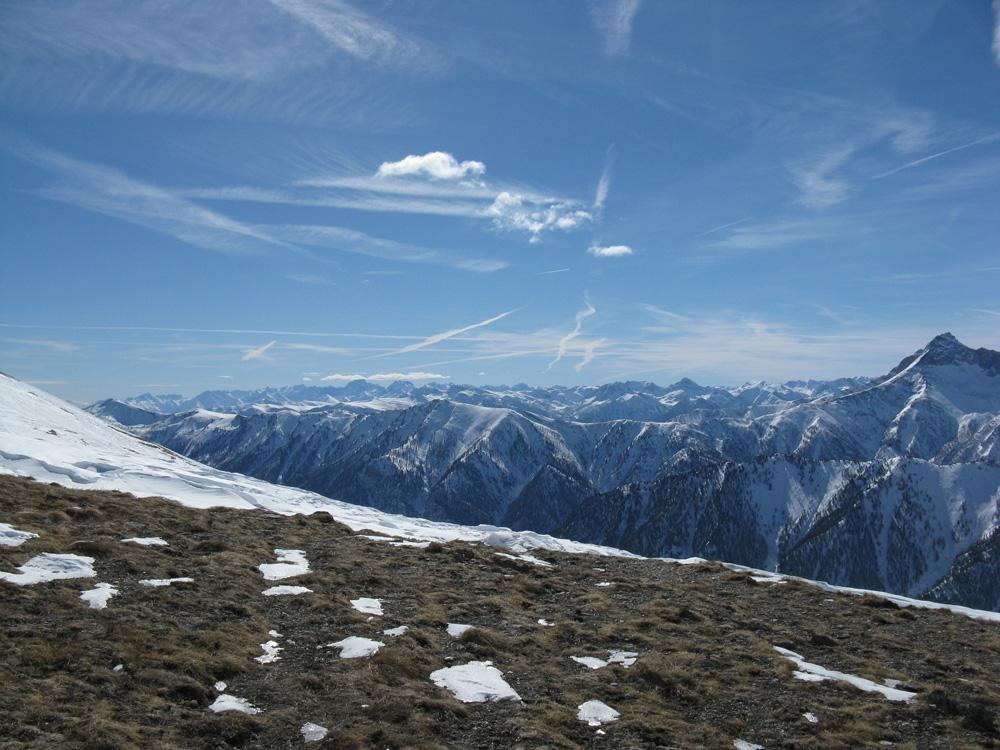 Le Alpi Cozie e Marittime