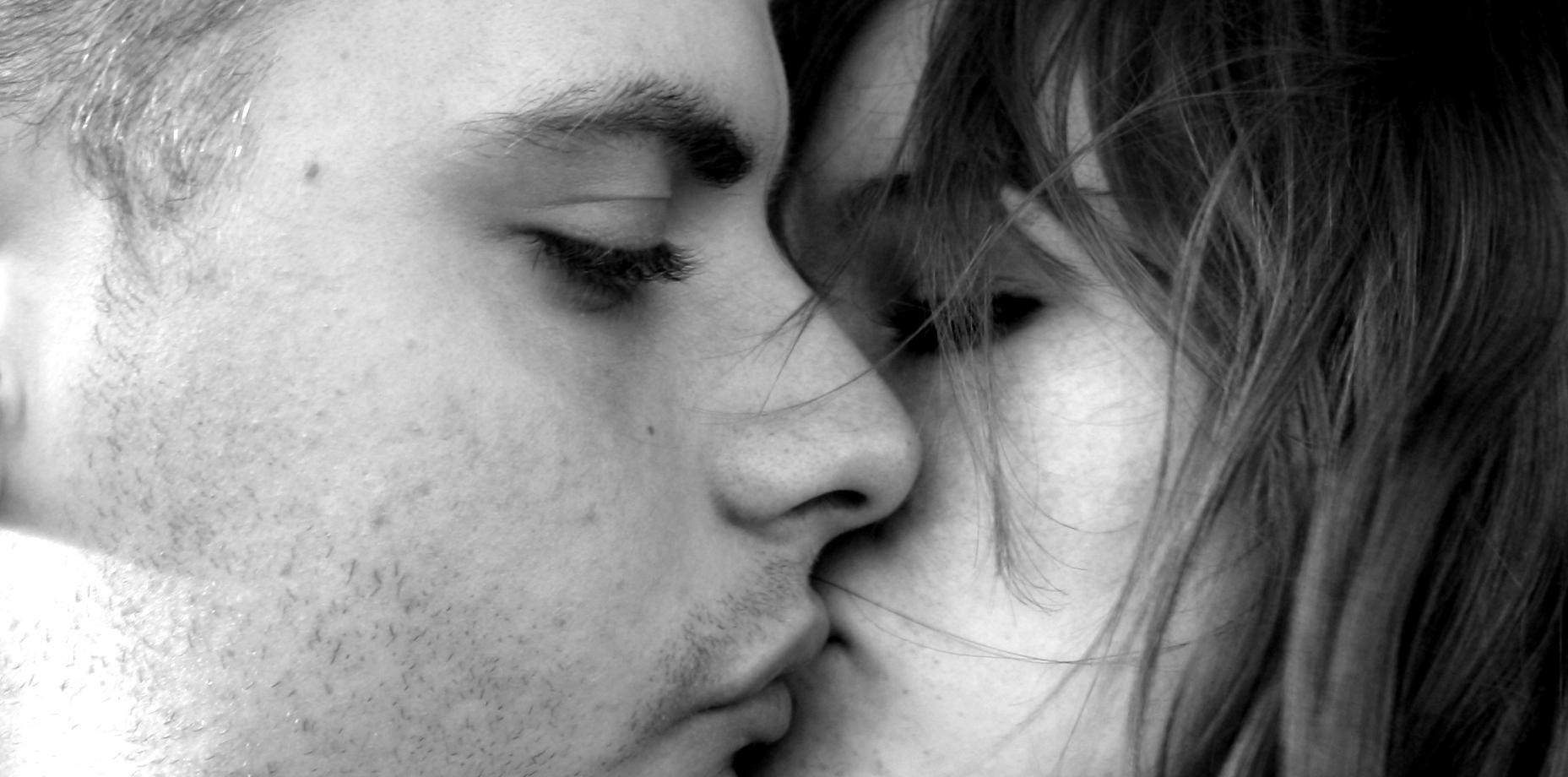 Le baiser ...