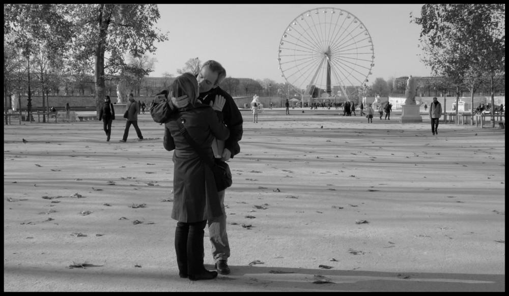 Le Baiser de Jardin des Tuileries