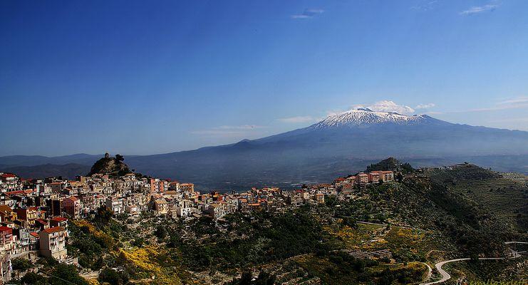 Le balcon de la Sicile