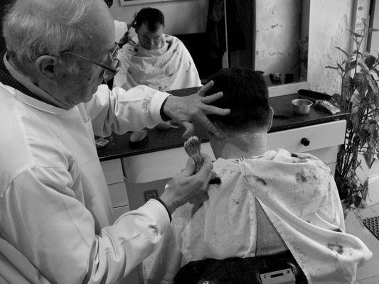 Le Barbier et mon Oncle