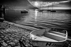 Le barche di Caldè