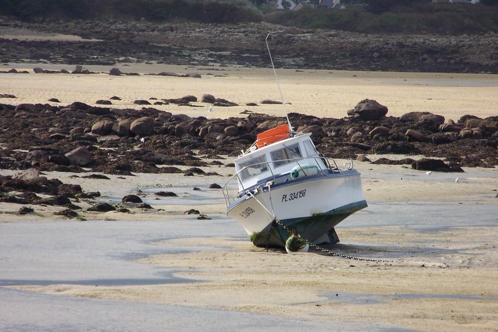 Le bateau oblique