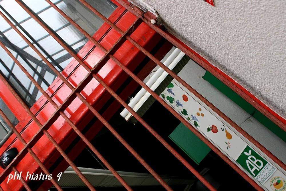 Le bio en cage