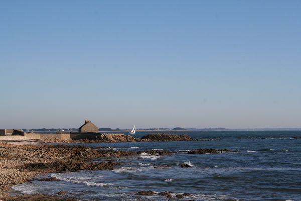 Le bleu de Bretagne !