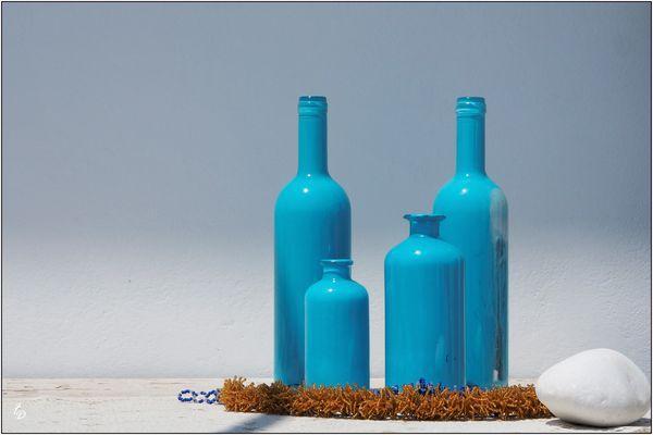 Le bleu de la Grèce.