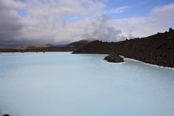 Le Blue Lagoon in Iceland