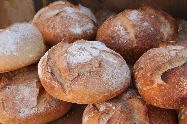 Le bon pain ...