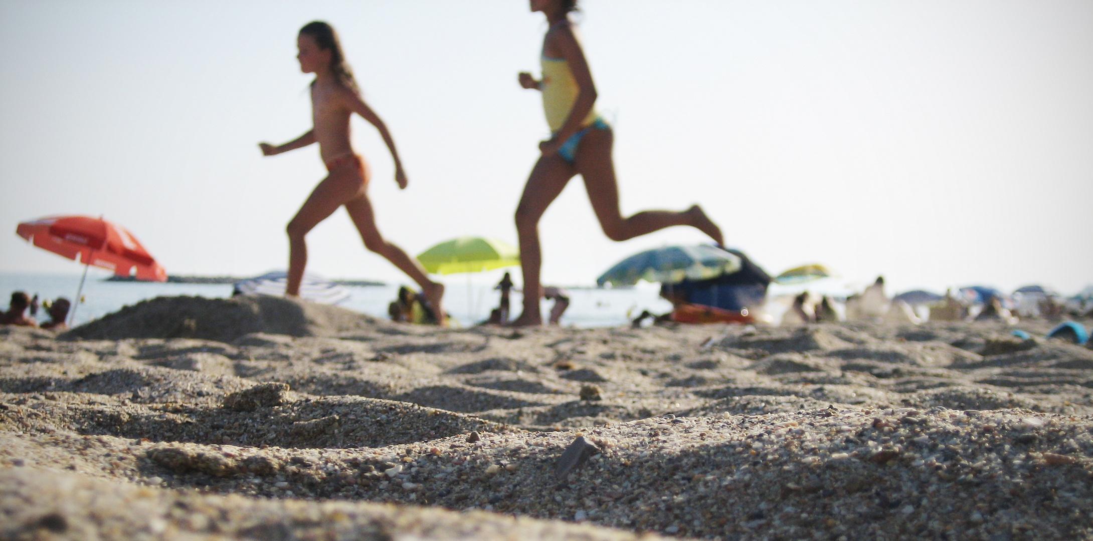 Le bonheur est dans le pré ... et à la plage !