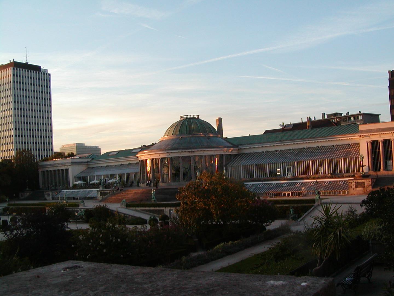 le Botanique, Bruxelles