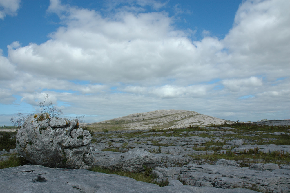 Le Burren (Irlande)