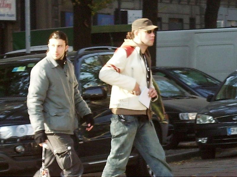 le butch & bodyguard