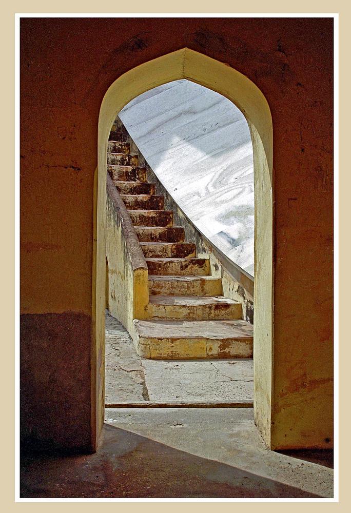 Le Cadran solaire de Jaipur