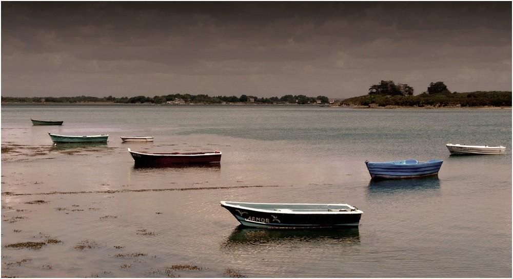 le calme..... avant la tempête