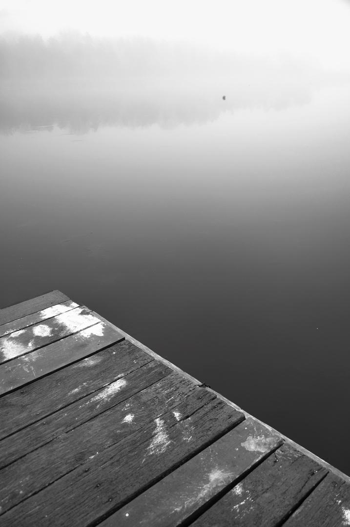 Le calme de la brume