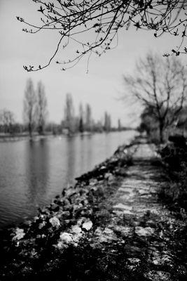 Le canal de la Broye ****