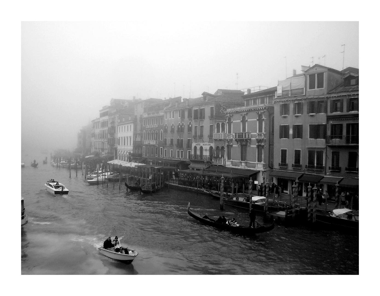 Le canal de Venise