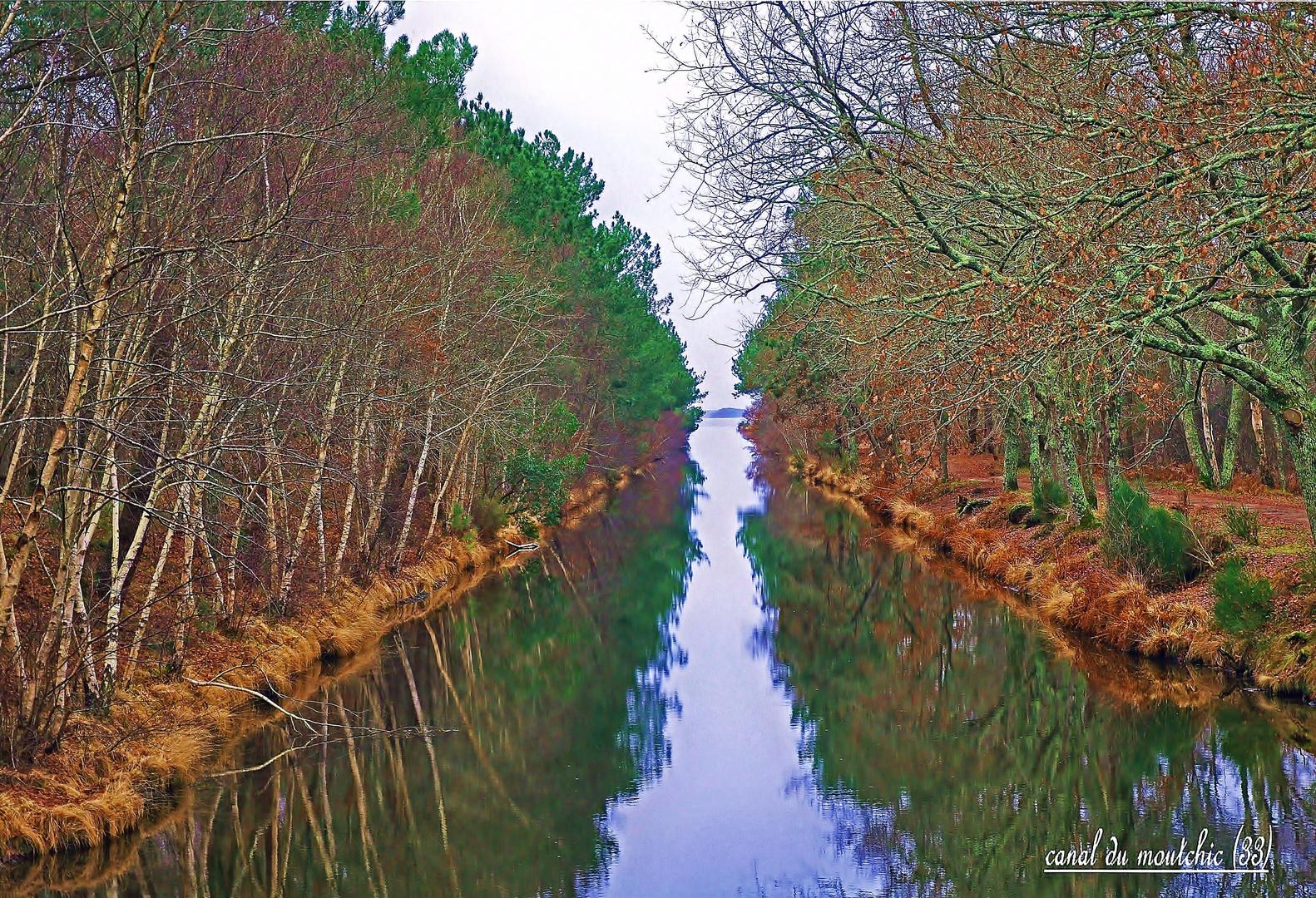 le canal du moutchic
