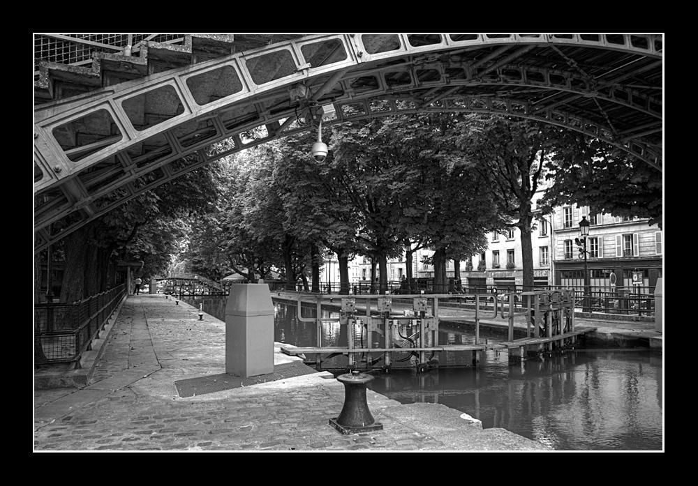 Le canal saint-Martin (II)