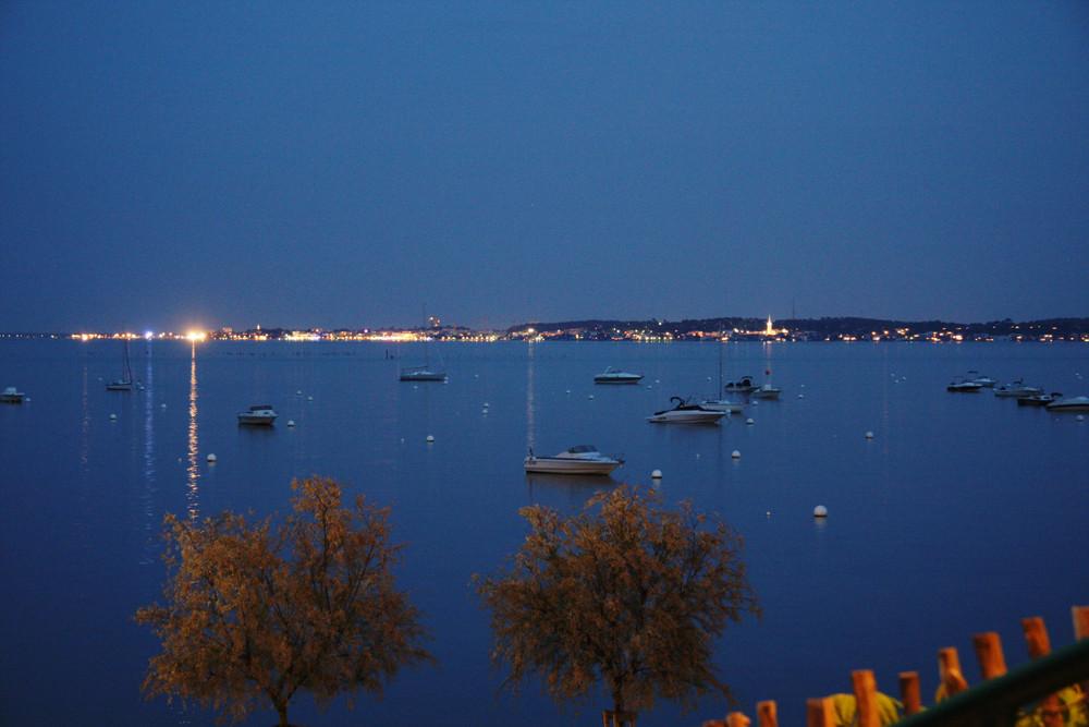 Le Cap Ferret, le soir