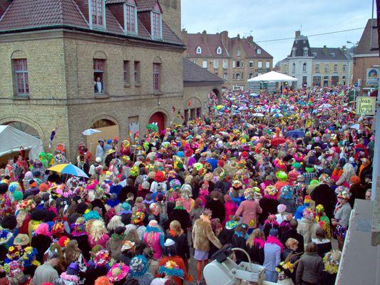 Le Carnaval de Bergues