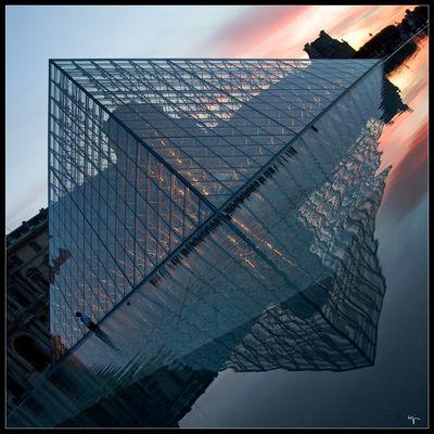 Le carre du Louvre